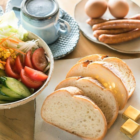 朝食セット(洋食)