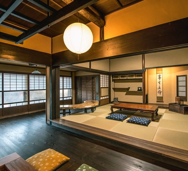 Dining,Japanese-style Room