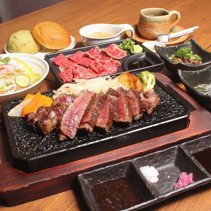 伊賀肉ステーキハウスGrazie