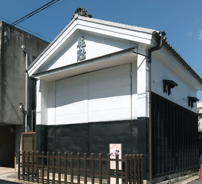 上野西町だんじり倉